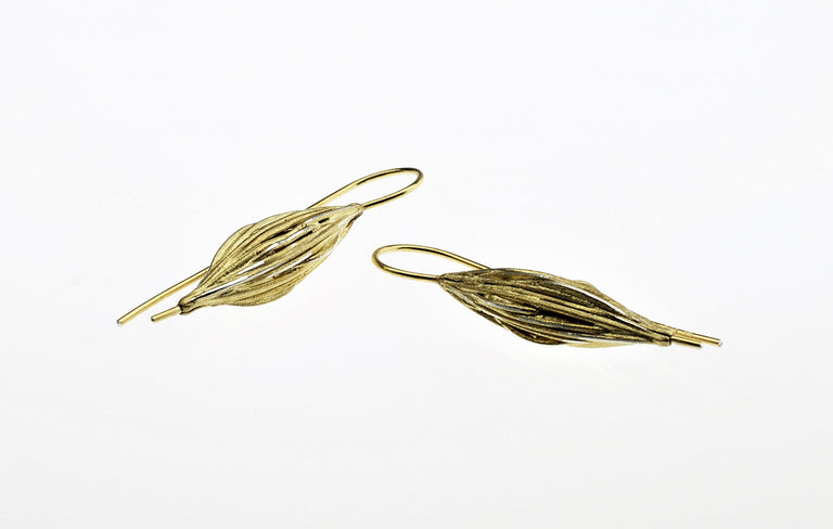 Modern Wire Earrings