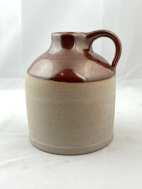 Small Brown Jug