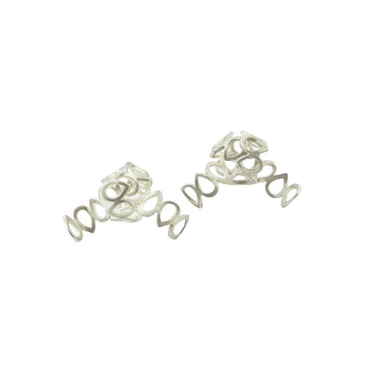 Lace Knot Earrings