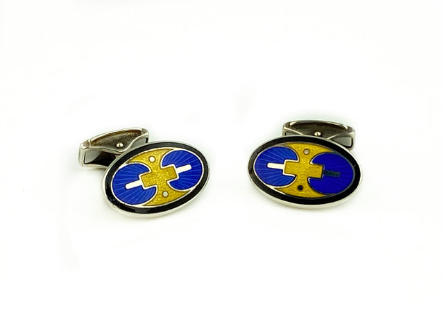 TUFTON CUFFLINKS