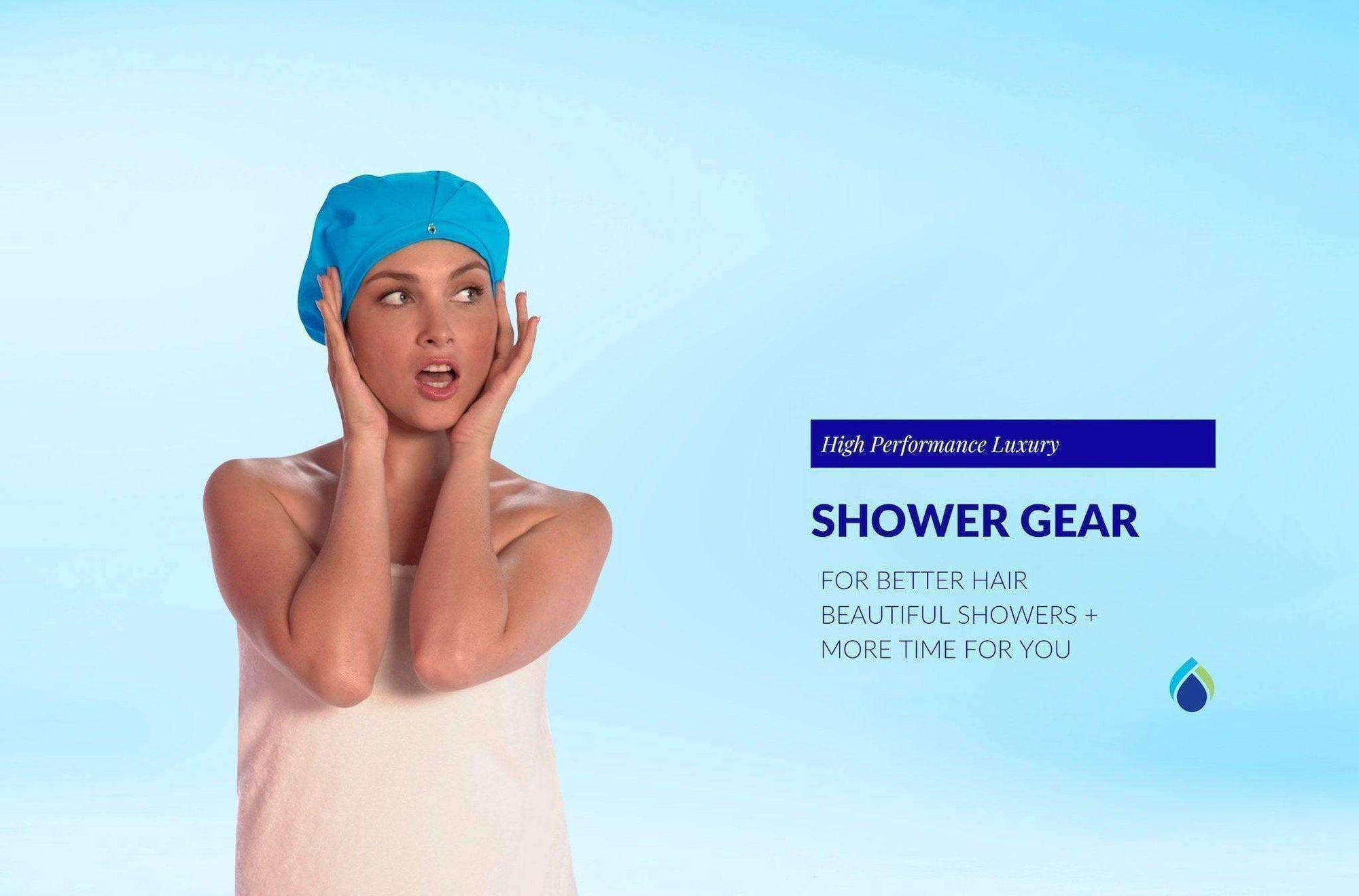 The best shower caps for women and new quality microfiber hair towel turban wraps