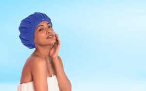 top reviews for Turbella large oversized shower cap for curly or straight long hair