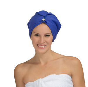 TURBELLA 2in1 Waterproof Towel Turban