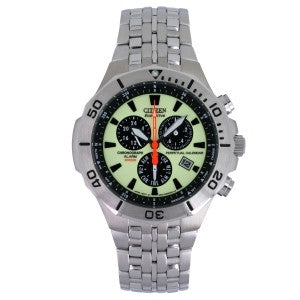 Men's Eco Drive BL5280-52W