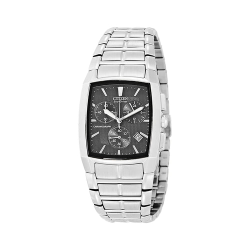 Citizen Men's AT2000-54E Eco-Drive Stainless Steel Watch