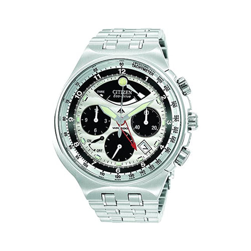 Citizen Men's AV0031-59A Eco-Drive Calibre 2100 Stainless Steel Watch