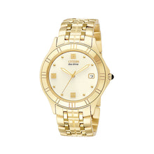 Load image into Gallery viewer, Citizen Men's BM6242-50P Eco-Drive Lucca Gold-Tone Watch