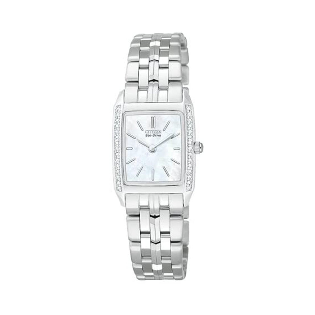 Citizen Women's EG3110-56D Eco-Drive Stiletto Diamond Watch