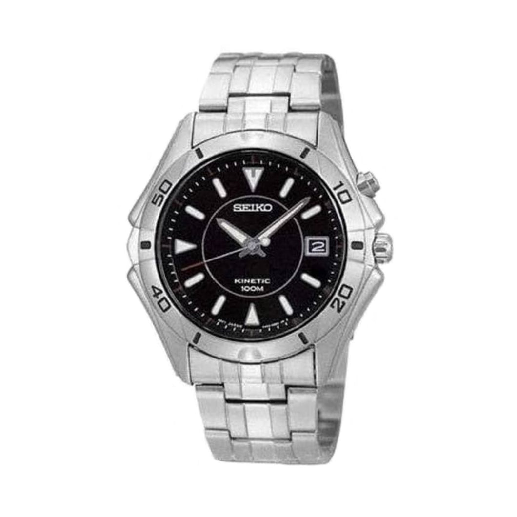 Seiko Men's SKA311P Kinetic Sports Watch