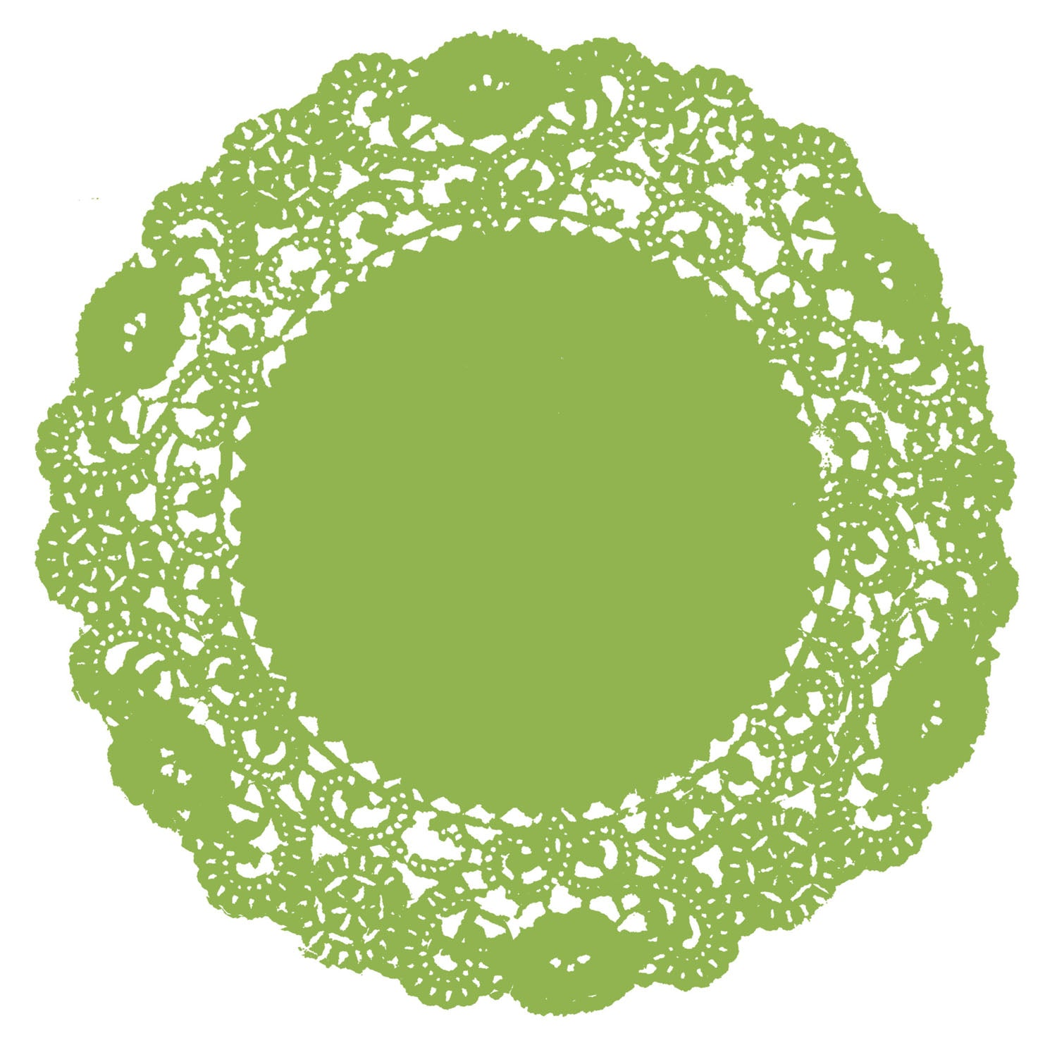 Granny Apple Doily