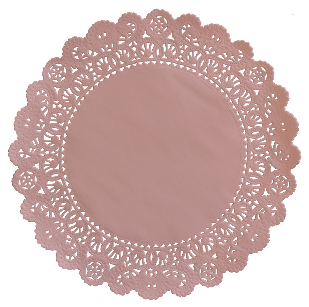 ASH ROSE Normandy Doilies
