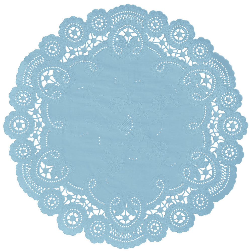 BOY BLUE French Lace Doilies