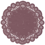 CLARET French Lace Doilies