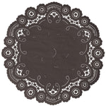 COFFEE BEAN French Lace Doilies