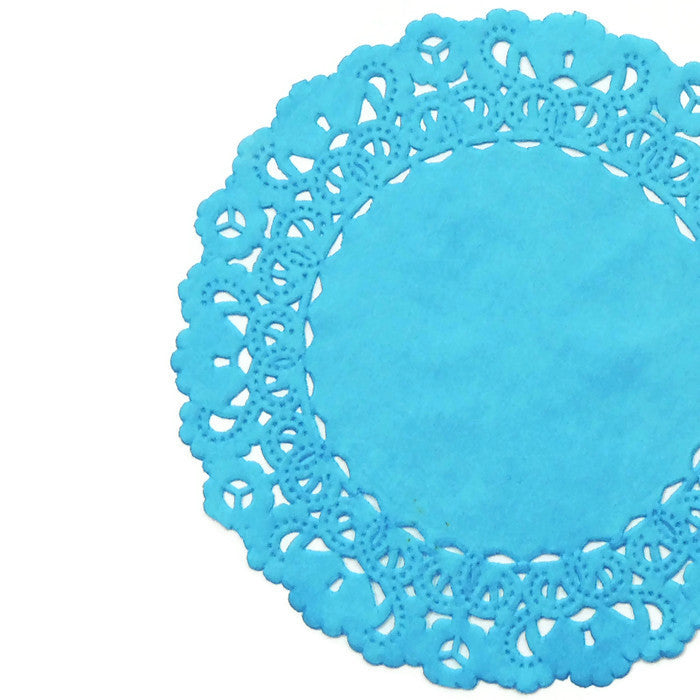 MAUI Blue Normandy Doilies