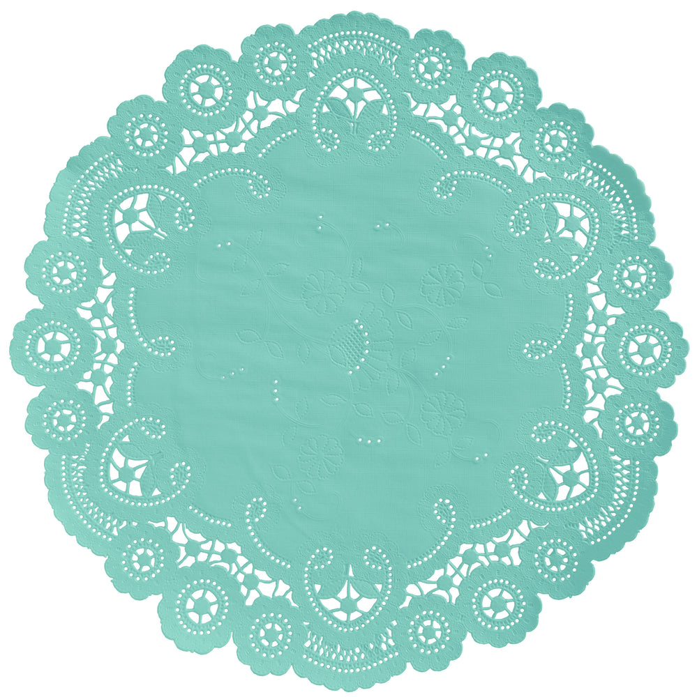 LAGOON French Lace Doilies