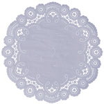 LILAC MIST French Lace Doilies