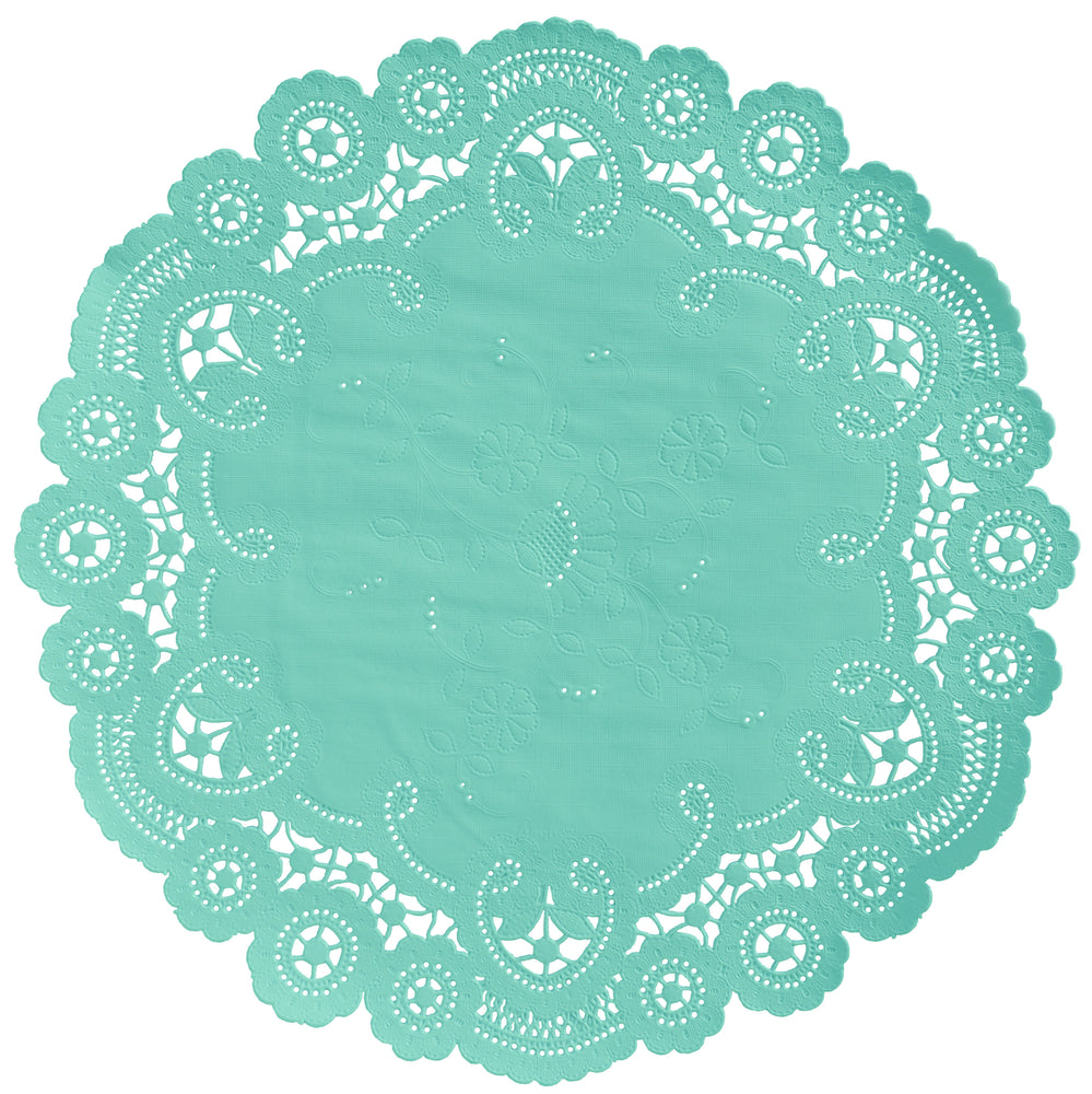 MERMAID French Lace Doilies