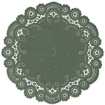 MUIR GREEN French Lace Doilies