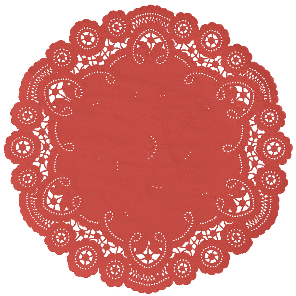 PAPRIKA French Lace Doilies
