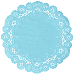PASTEL BLUE French Lace Doilies
