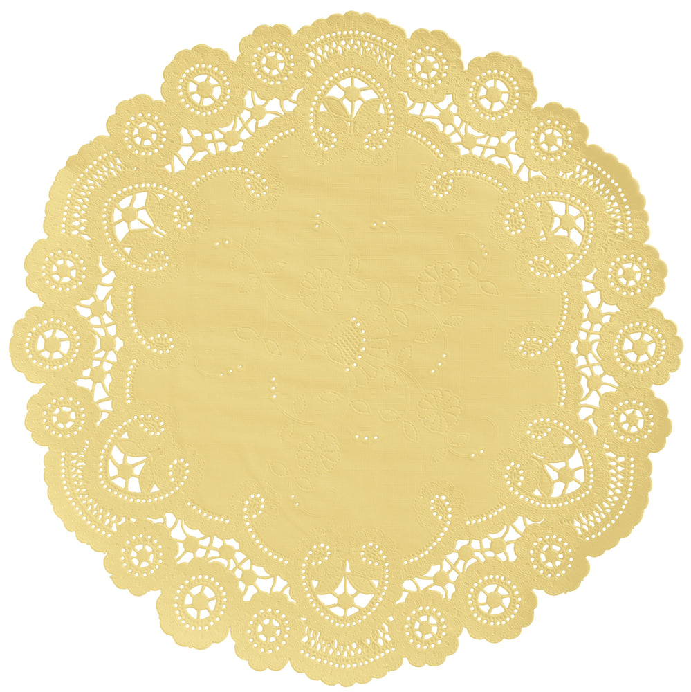 SAFFRON French Lace Doilies