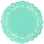 SPA GREEN French Lace Doilies