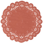 TERRA COTTA French Lace Doilies