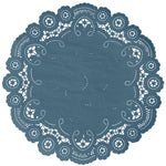 TWILIGHT French Lace Doilies