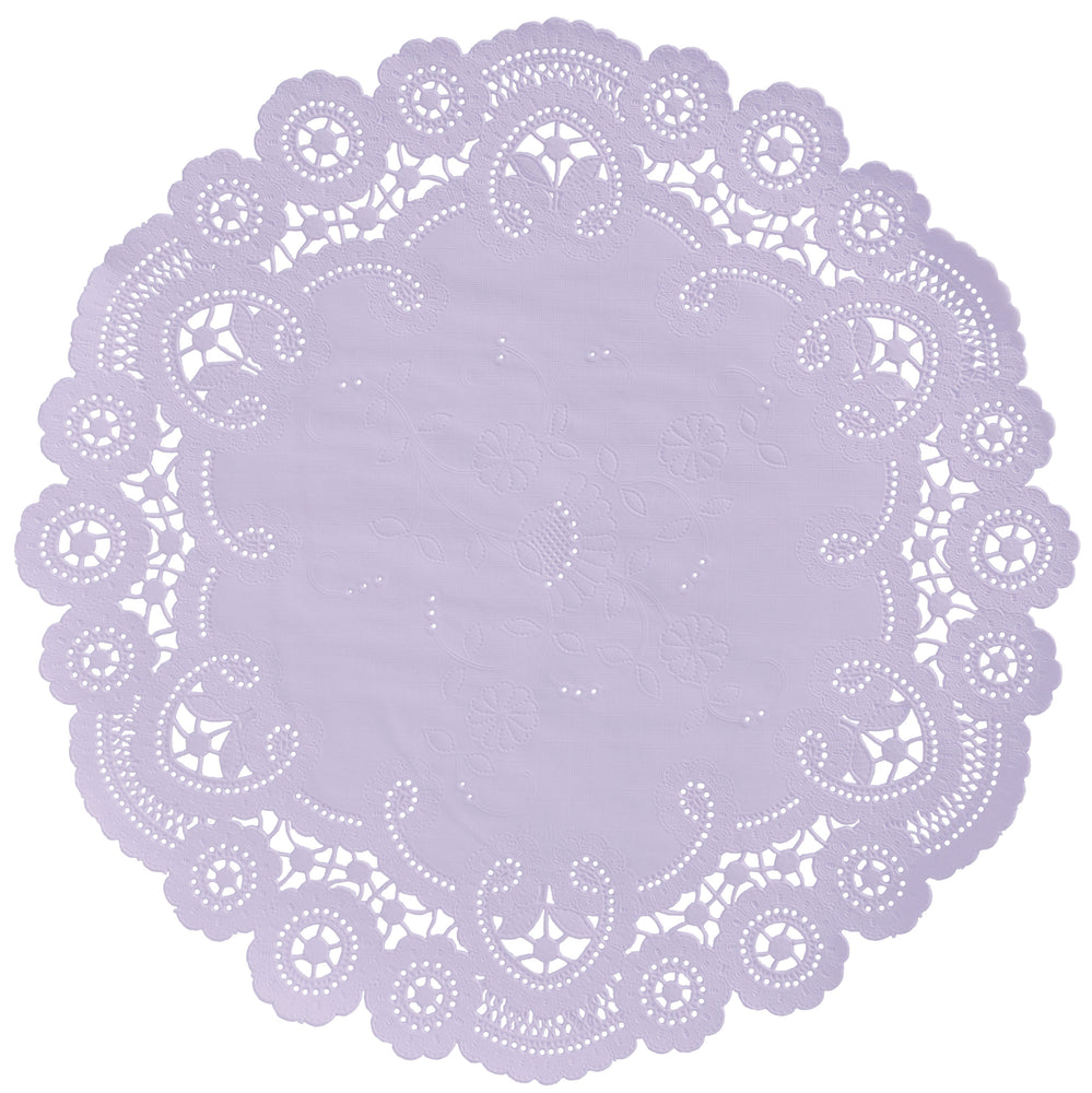 WISTERIA French Lace Doilies