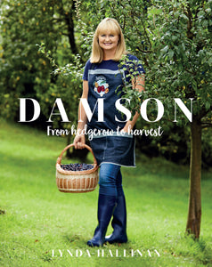 New book! Damson: From hedgerow to harvest