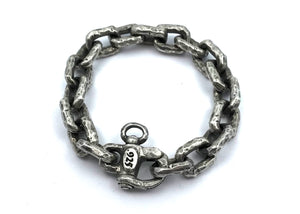 Chain & Shackle Bracelet