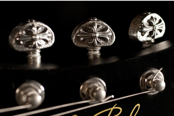Cross Tuning Pegs