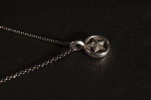 Mini Star Coin Pendant
