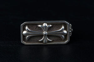 Titan Cross Ring