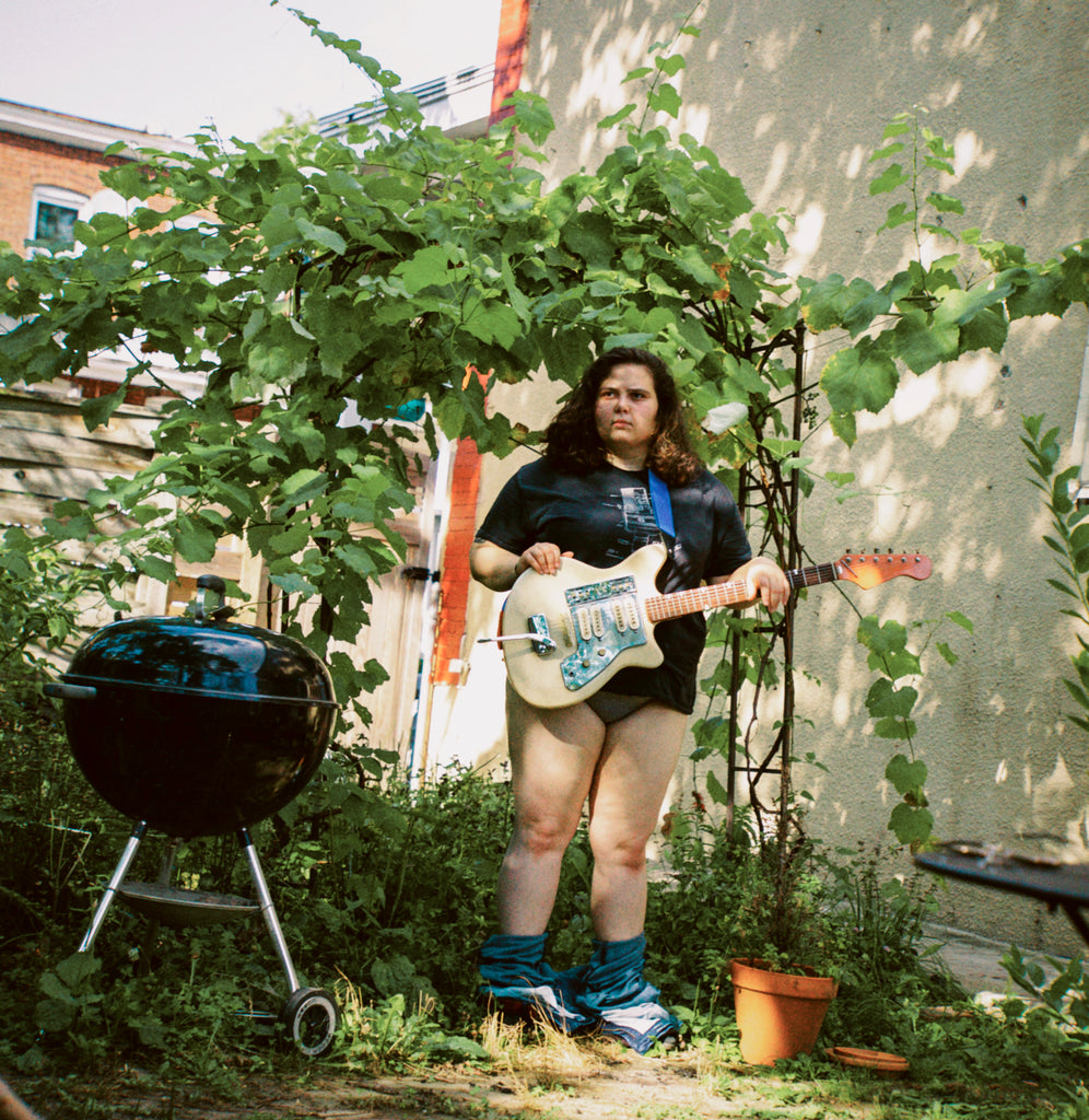 Hannah Lee Thompson Talks Building A Chicken Coop (and New Music) on Two Story Melody