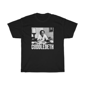 Open image in slideshow, I am once again asking for you to listen to Cuddledeth Tee