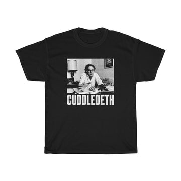 I am once again asking for you to listen to Cuddledeth Tee