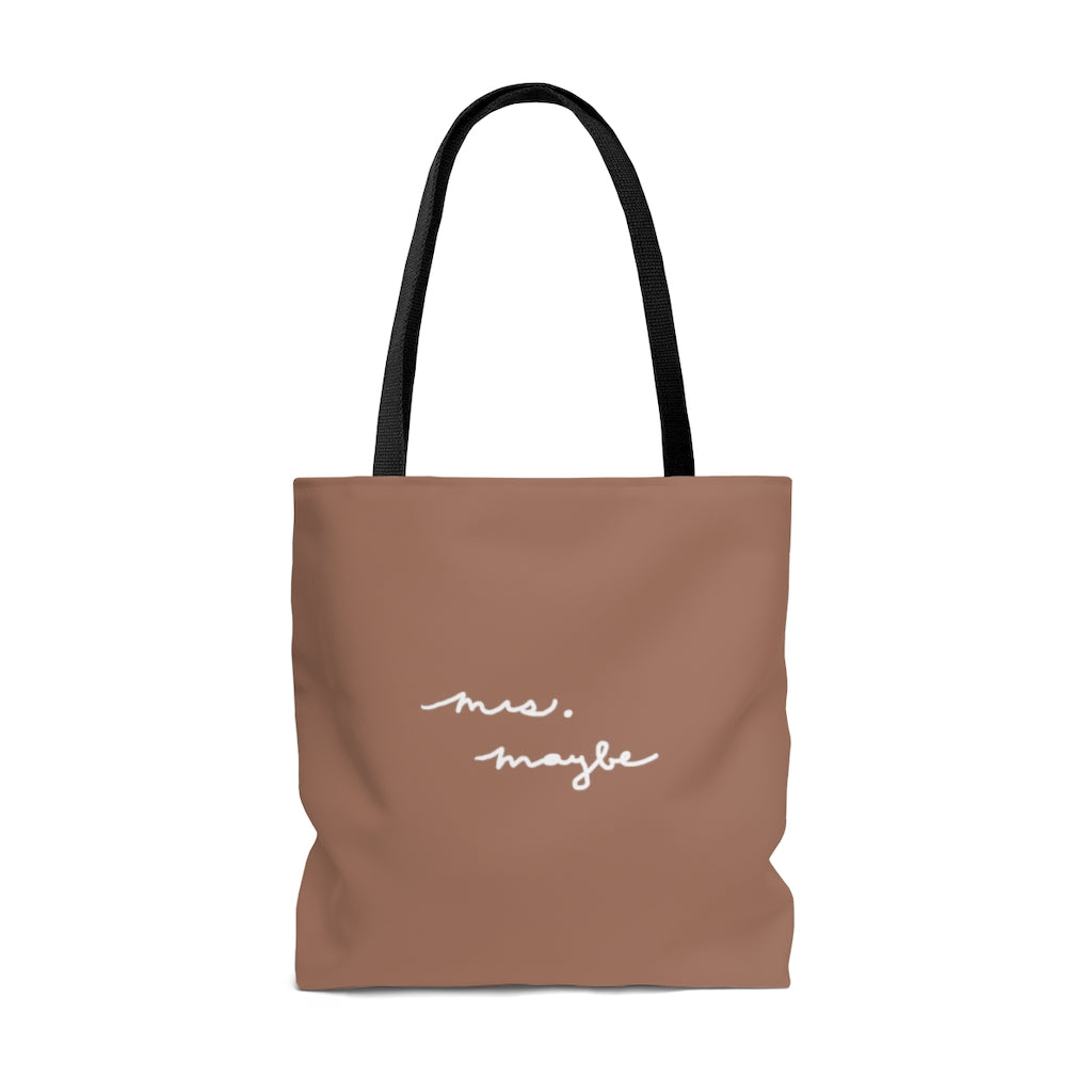 Ava Heatley Mrs. Maybe Tote