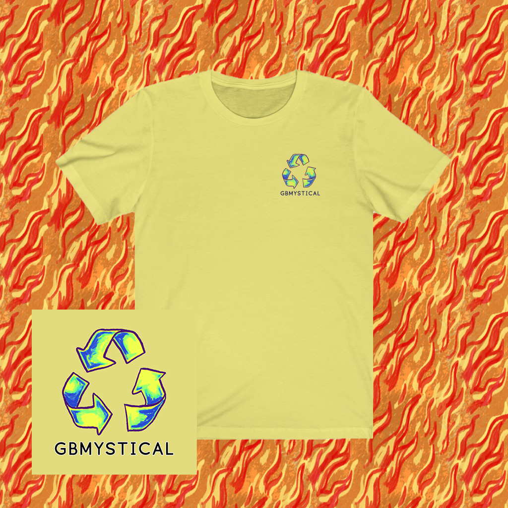 The Recycle Tee