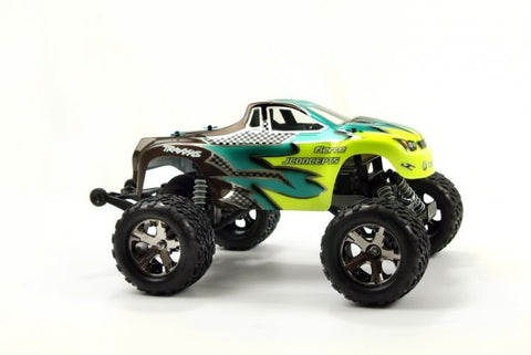 JCONCEPTS 0041 Illuzion Stampede VXL Tango Body Clear *DISC*