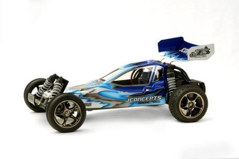 JCONCEPTS 0043 Illuzion Bandit VXL Body Clear