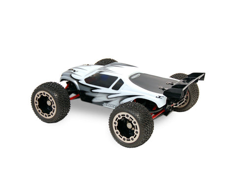 JCONCEPTS 0089 Illuzion 1/16 E-Revo Hi-Flow Body Clear