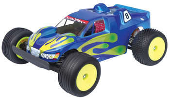 PARMA 10099 Xciter Losi Mini-T Body Clear *DISC*