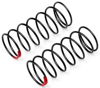 HOT BODIES HPI 113064 Buggy Spring Front 64.8mm Red