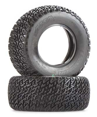 AKA 13019SR 1/10 SC Roadblock Wide Tire w/Insert Soft