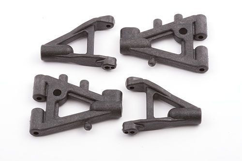 ASSOCIATED 2233 Front Suspension Arm Set NTC3