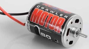 RC4WD Z-E0001 540 Crawler Brushed Motor 80T