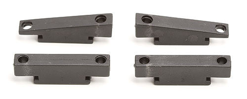 ASSOCIATED 25106 Front/Rear Tranny Chasis Mnts: