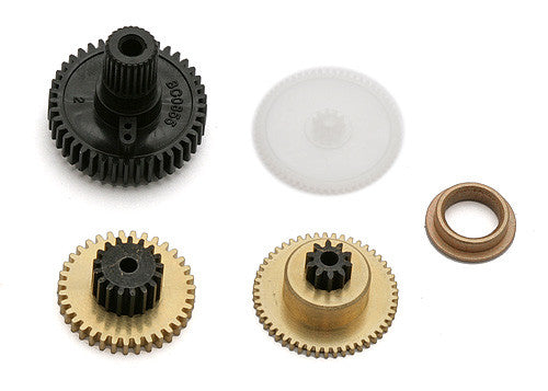 ASSOCIATED 29107 Gear Sets/Metal
